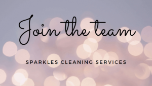 Sparkles Cleaning Cardiff Jobs